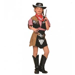 Cowgirl Meisje