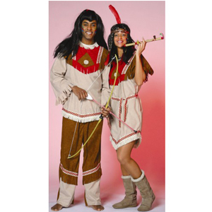 Indiaanse Mohawk