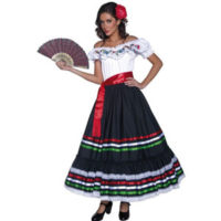 Mexicaanse Dame Luxe